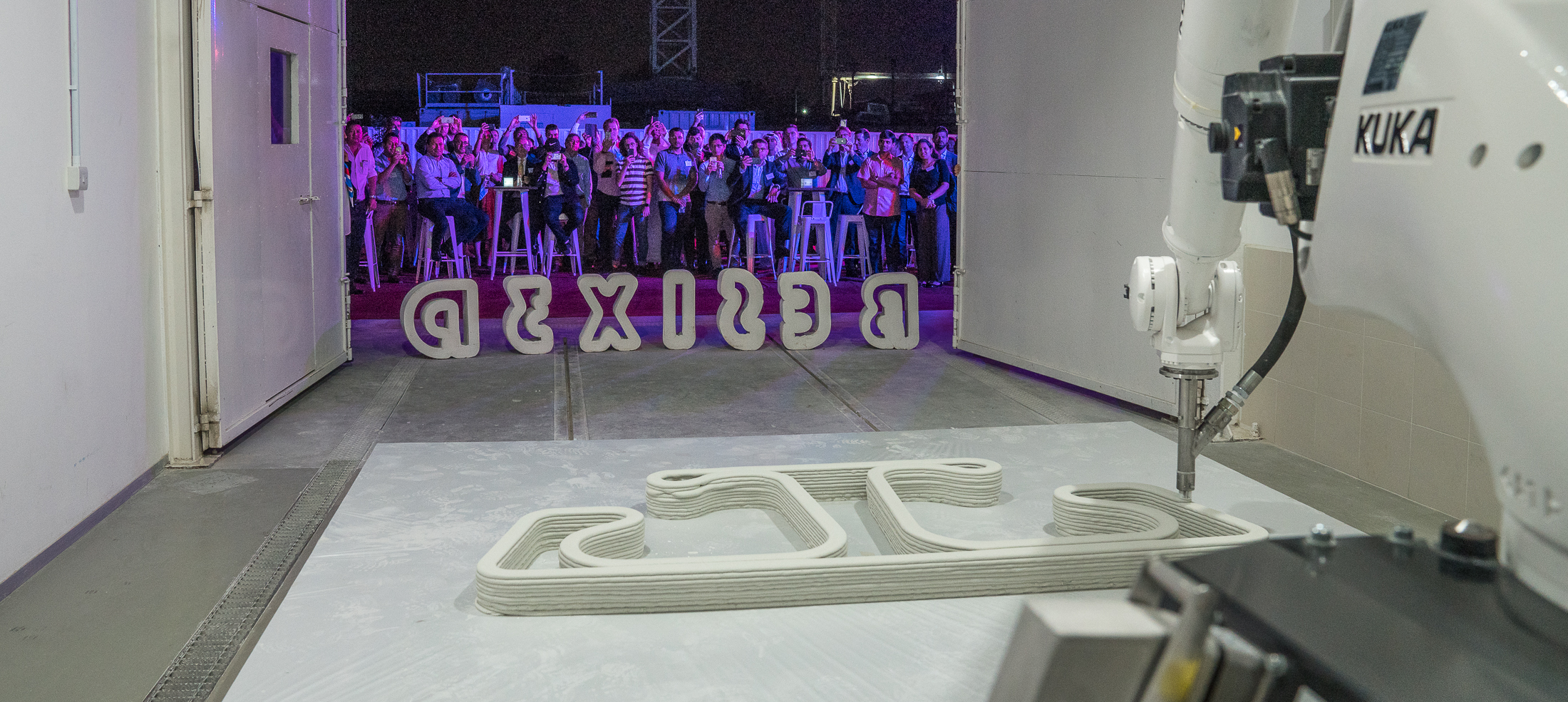 BESIX launches 3D concrete printing studio in Dubai - Six